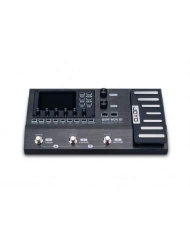 GEM BOX III - MODELER // PROFILER...